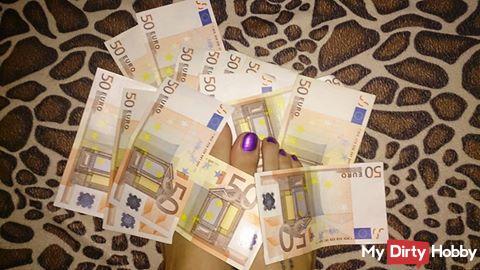 Achtung Geldfetisch!