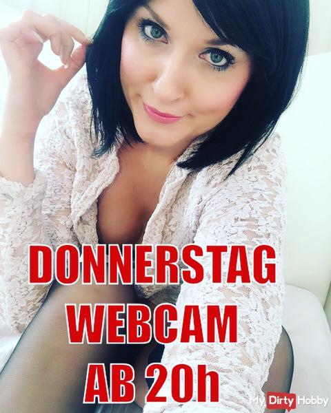Heute Webcam!