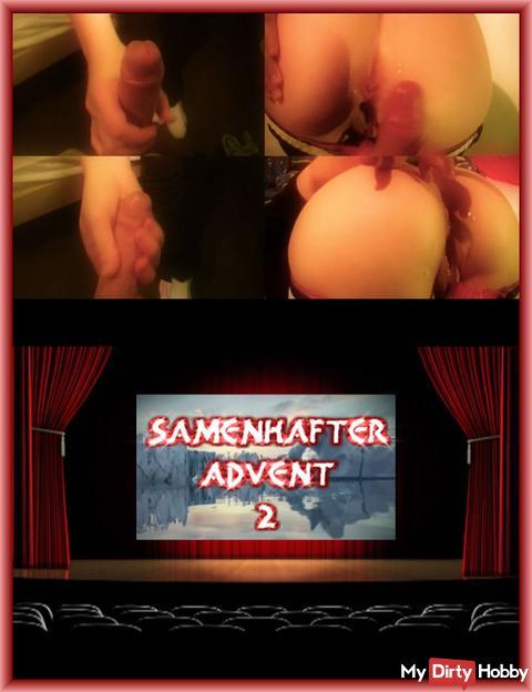 SAMENHAFTER VIDEOKALENDER TÜR 2