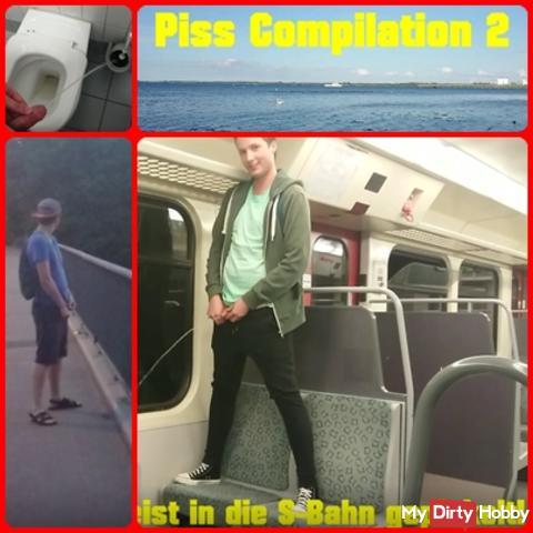Piss Compilation 2