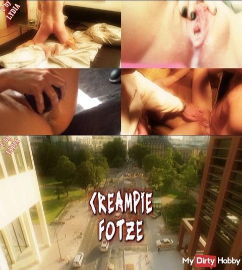 CREAMPIE FOTZE DER FILM