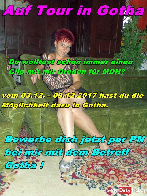 Drehpartner gesucht für Gotha !!!