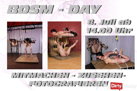 BDSM - DAY  8. Juli