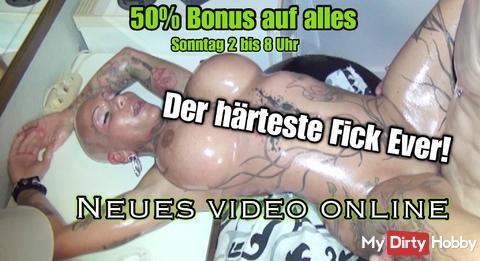 50% Bonus und neues mega heißes Video !!