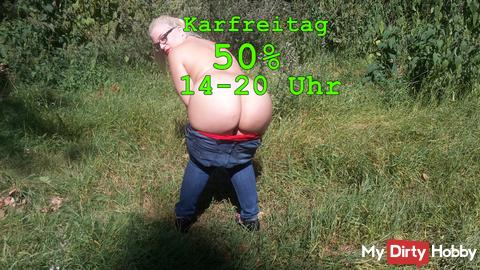 50% an Karfreitag!