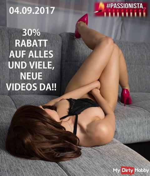 HEUTE 14-20 UHR 30% AUF ALLES!!!