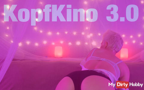 Kopf Kino 3.0 is only available in my blog here on Dirty!