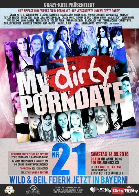 Die MydirtyPorndate 21 !!!!