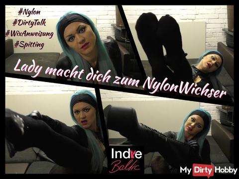 NEUES VIDEO - Stiefel- & NylonLady - ist bald online