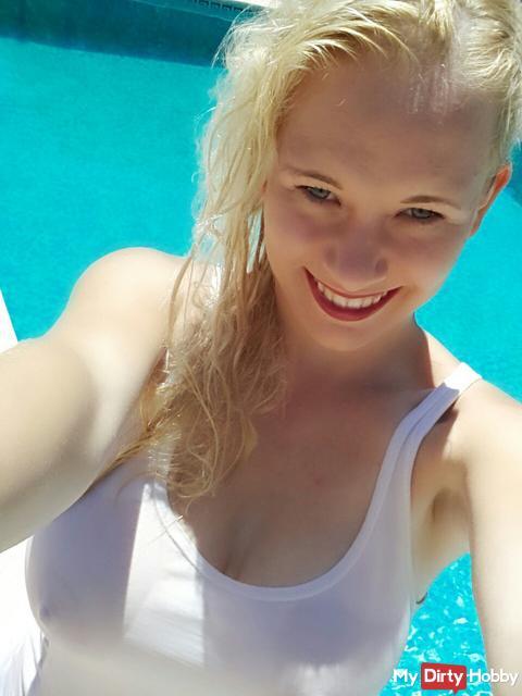 Spaß im Pool!