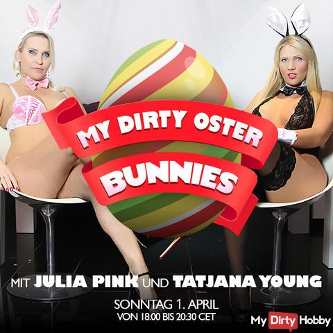 MyDirty Easter BunniesSpecial
