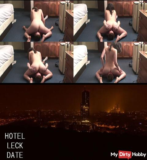 NEUES VIDEO GEILES LECKDATE IM HOTEL