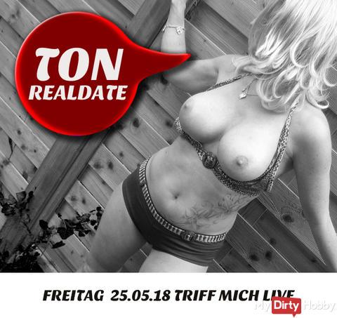 Meet me live on 25.5.18 at Regensburg;)