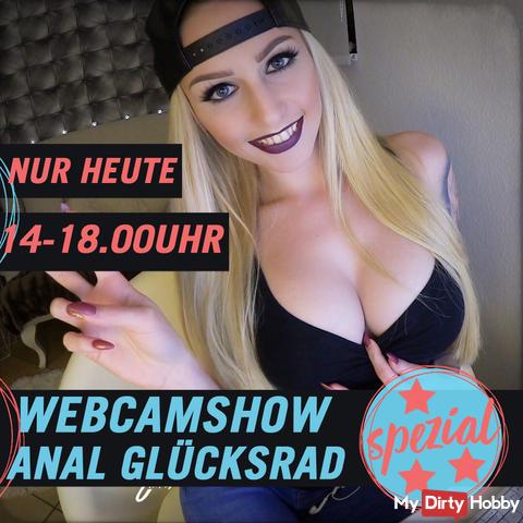 HEUTE 14-18.00UHR WEBCAMSHOW!!!