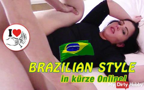 Die Brasilianerinnen sind wirklich ein Traum!