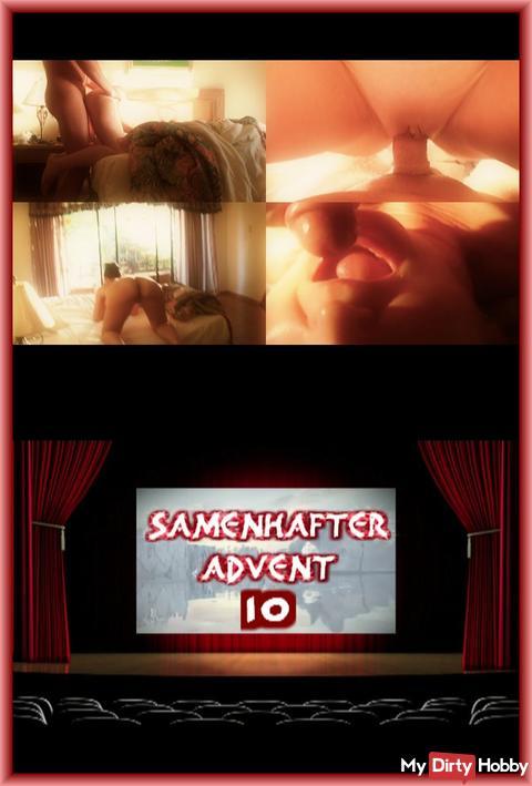 SAMENHAFTER VIDEOKALENDER TÜR 10