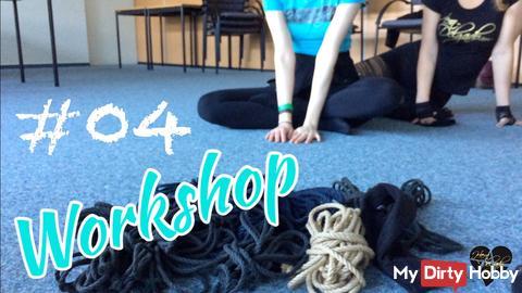 Gruppen-Workshop: Intuitives Fesseln