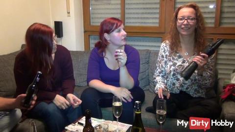 Party Abend mit meinen Mädels
