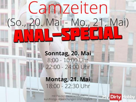 Extreme ANAL-Special - Camtimes - So. 20. Mai - Mo. 21. Mai