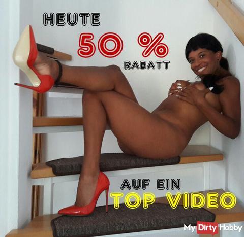 TOP Video heut mit 50 % Rabatt