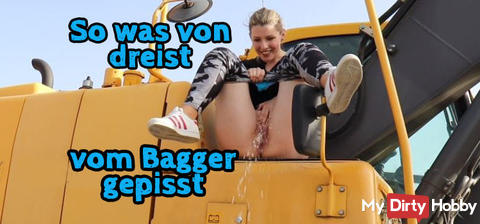 New video - So what DREIST from the BAGGER pissed