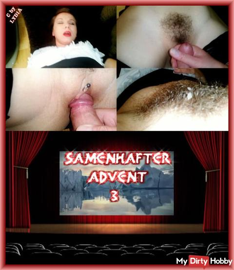 SAMENHAFTER VIDEOKALENDER TÜR 3
