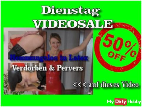 Video-Sale 50%
