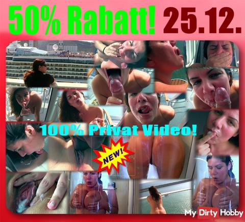 1st Christmas Holiday! 50% Off!!!