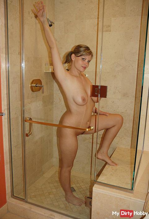 Sensual Shower...