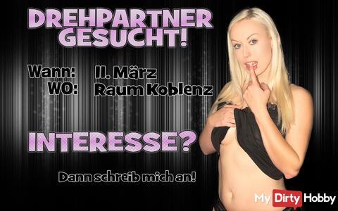 DREHPARTNER GESUCHT!!!