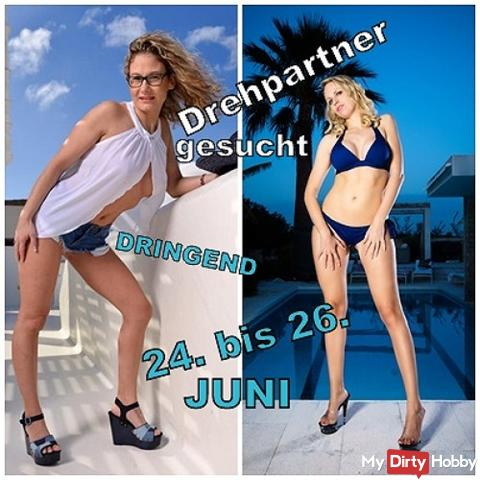 DREHPARTNER WANTED