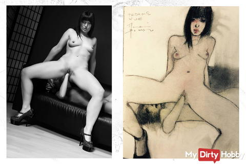 Yvette Costeau: Porno und Kunst
