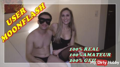 NEW CLIP TOMORROW ONLINE FOR YOU! From tomorrow noon in the queue