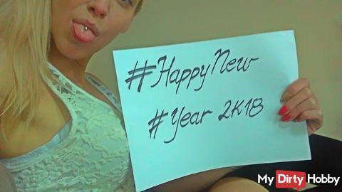 Frohes Neues Jahr ;)