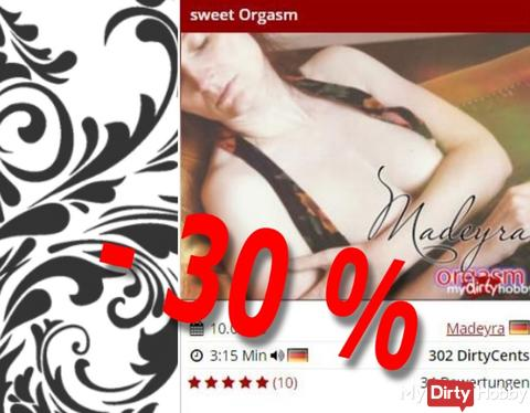 Video Sale on 25.04. and for fast buyers ..