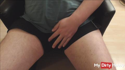 """New video: """"Do you want my cock ?!"""""""