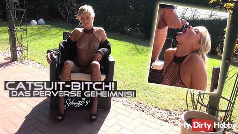 Videonews: Catsuit-Bitch! Das perverse Geheimnis!