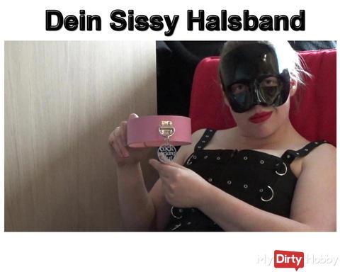 Neues Video: Dein Sissy Transen Halsband !