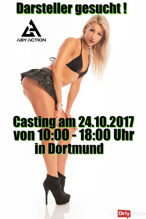 Offenes Casting in Dortmund!