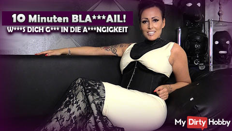 NEUES VIDEO: 10 Minuten Blackmail!...