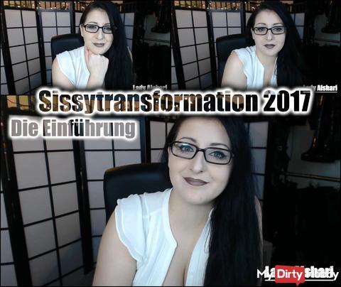 Sissytransformation 2017 - Introduction