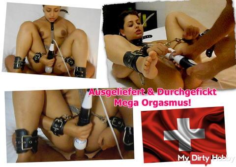 Delivered fucked, mega orgasm!