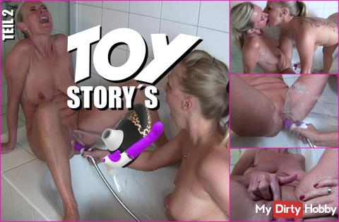 TOY-Story's PART 2 - The Super Orgasm