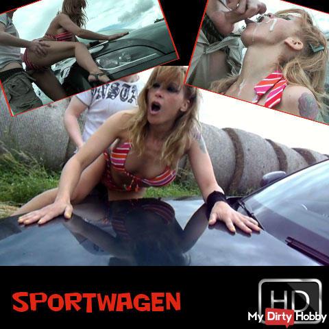 Sportscar fuck
