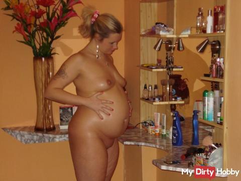 4.Als ich schwanger war