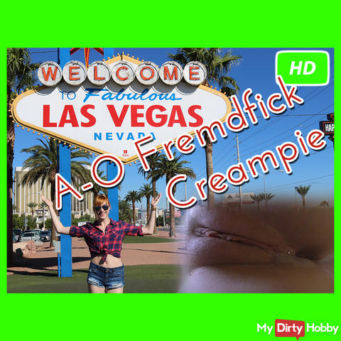 Bare Strangerfuck in Vegas !