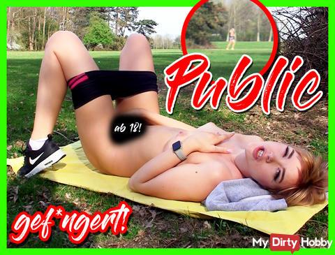 PUBLIC im Park GEfin**rT!