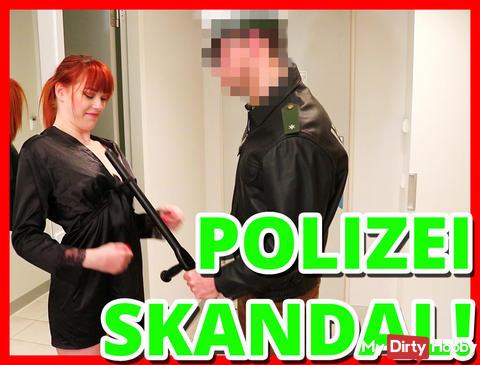SKANDAL! Polizist nutzt seine Stellung mich zu fi**en :O