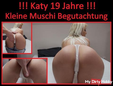 Girl 023 / Katy 19 years !!! pussy check
