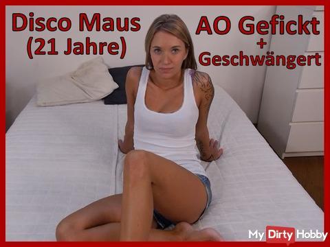 Girl 025 / Disco AO Mouse Fucked And Fucked !!!